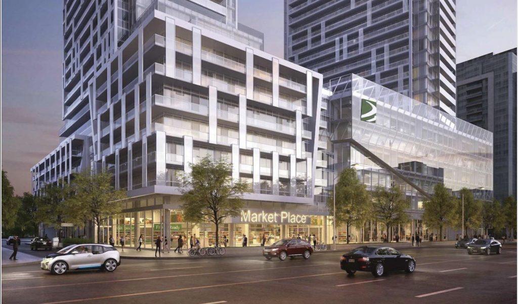 Future Newtonbrook Plaza